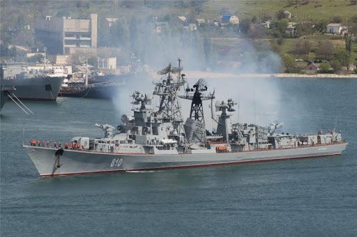 В Севастополе на бывшем корабле ЧФ продолжают создавать музей
