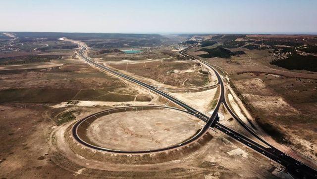 Стало известно, как будут строить под Севастополем последний этап трассы «Таврида»