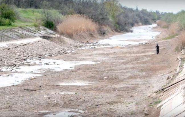 Украина отказалась обеспечивать Крым водой