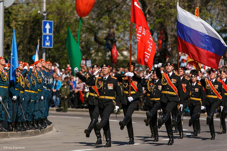 Стало известно, когда пройдет генеральная репетиция Парада Победы в Севастополе