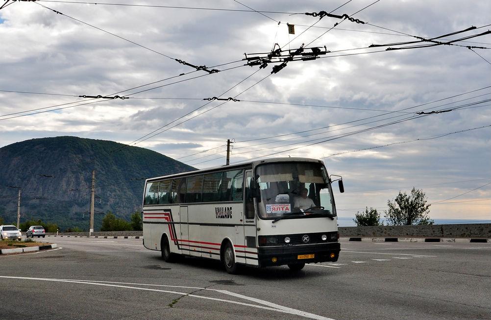 Между Крымом и субъектами РФ вновь запустили автобусы