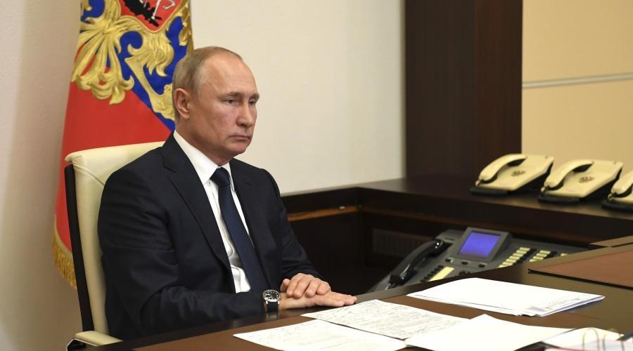 Назначена дата голосования по поправкам в Конституцию России
