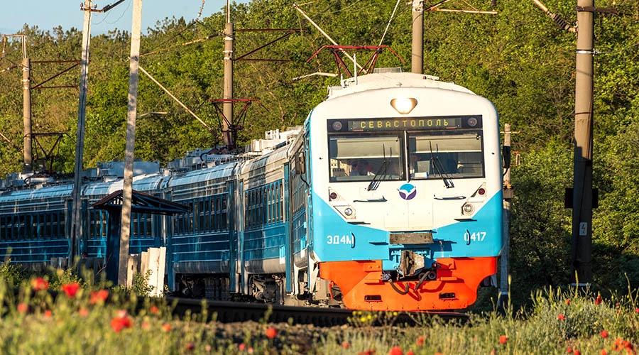 Стало известно, когда из Севастополя в Евпаторию начнет курсировать экспресс-электричка