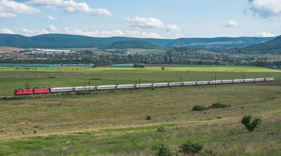 Из Москвы в Севастополь и обратно можно будет доехать на поезде
