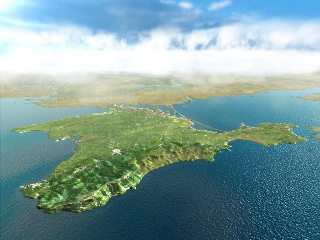 В Беларуси издали графическую карту без Крыма