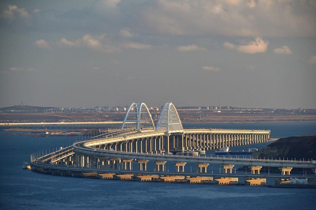 Приедет ли Путин запускать грузовое движение поездов по Крымскому мосту