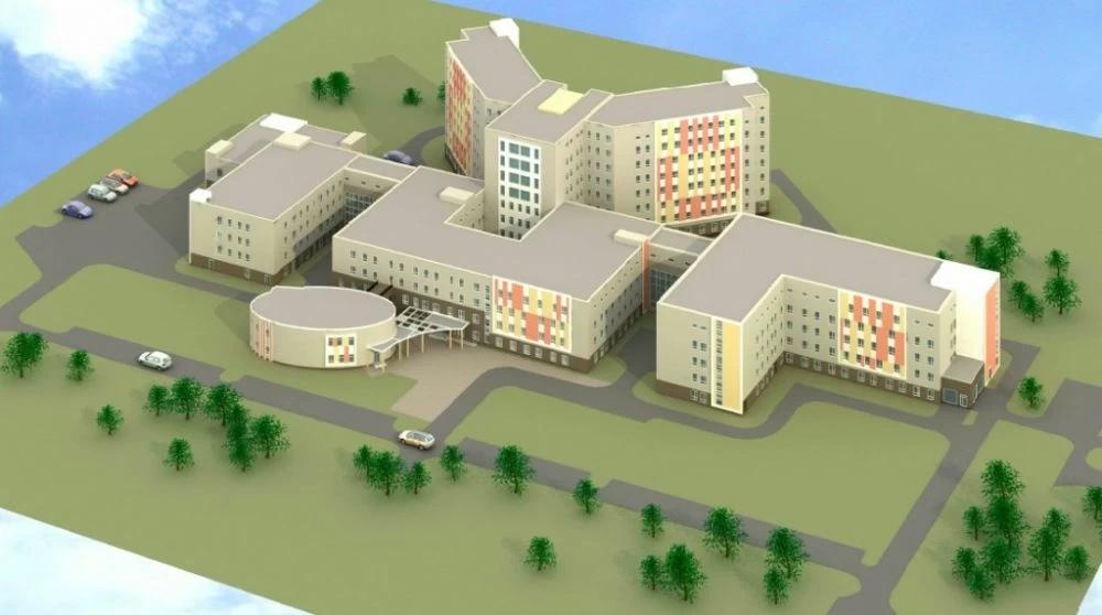 Ростех построит новую больницу «скорой помощи» в Севастополе