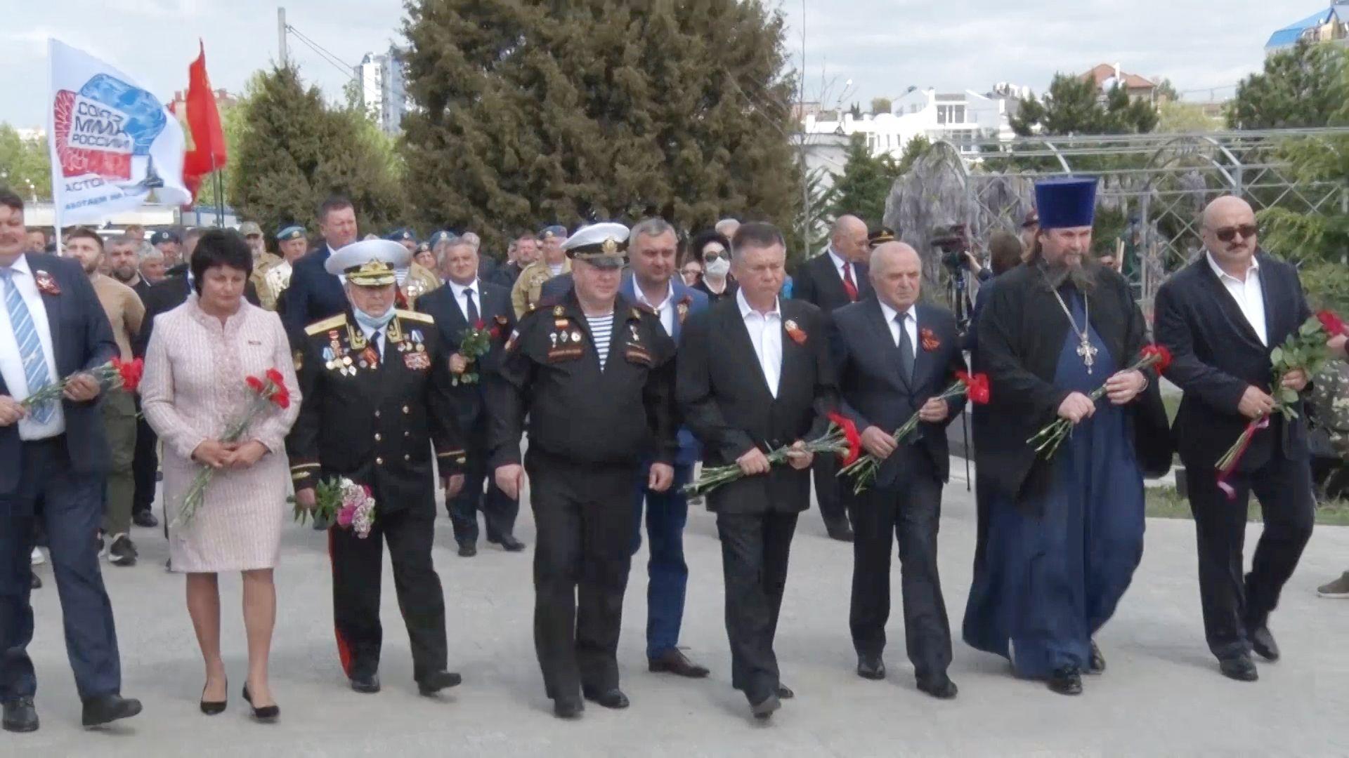 В Севастополе стартует конкурс «Мы помним подвиги героев»