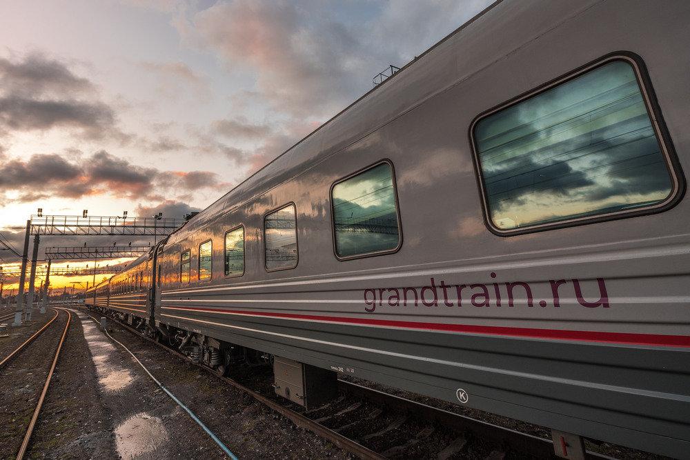 Более 40 тысяч билетов куплено на летние поезда в Крым