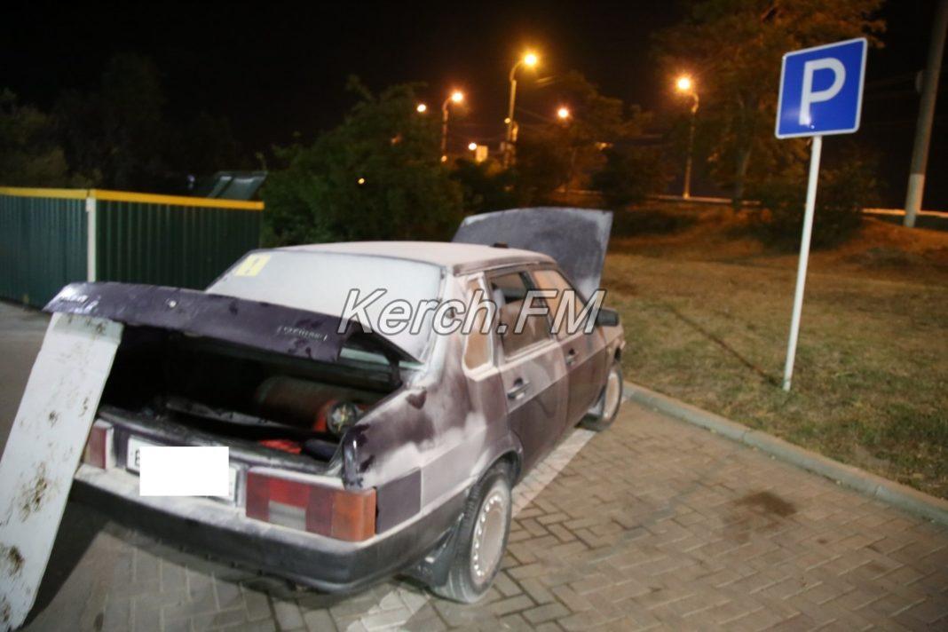 В Минзраве рассказали о состоянии пострадавших при взрыве машины в Керчи