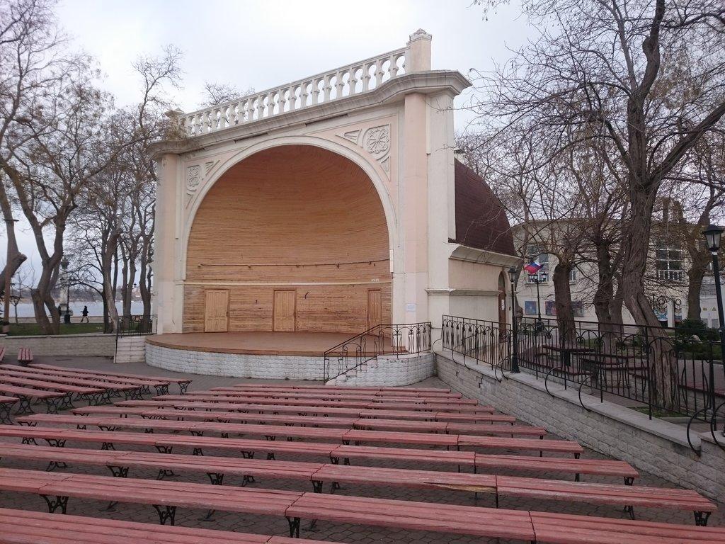 Когда завершится капитальный ремонт севастопольской «Ракушки»