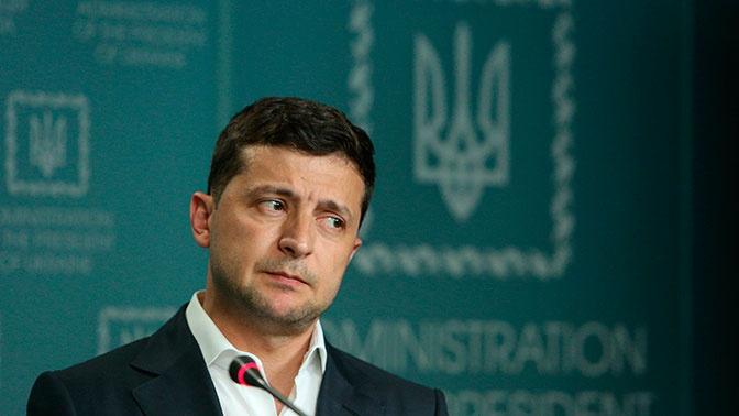 Зеленский упростил поступление в украинские вузы для выпускников из Крыма
