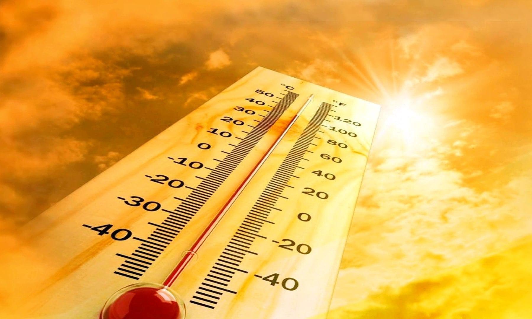 Крым снова накроет аномальная жара