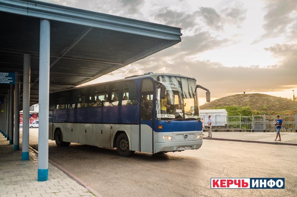 В Крыму запускают новые межрегиональные автобусы