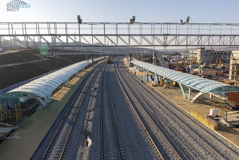 В Крым будут ходить поезда из Пскова