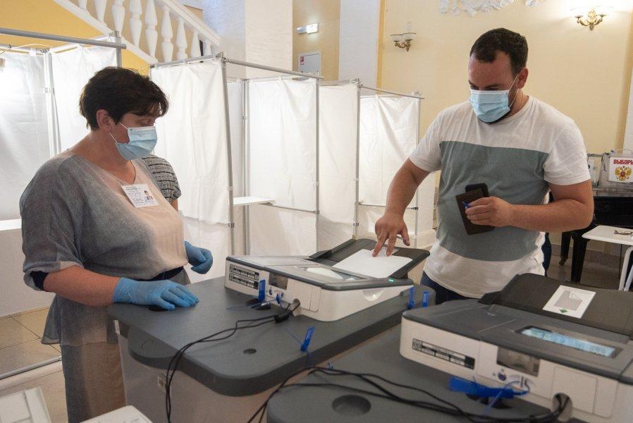Стали известны результаты голосования по поправкам в Севастополе