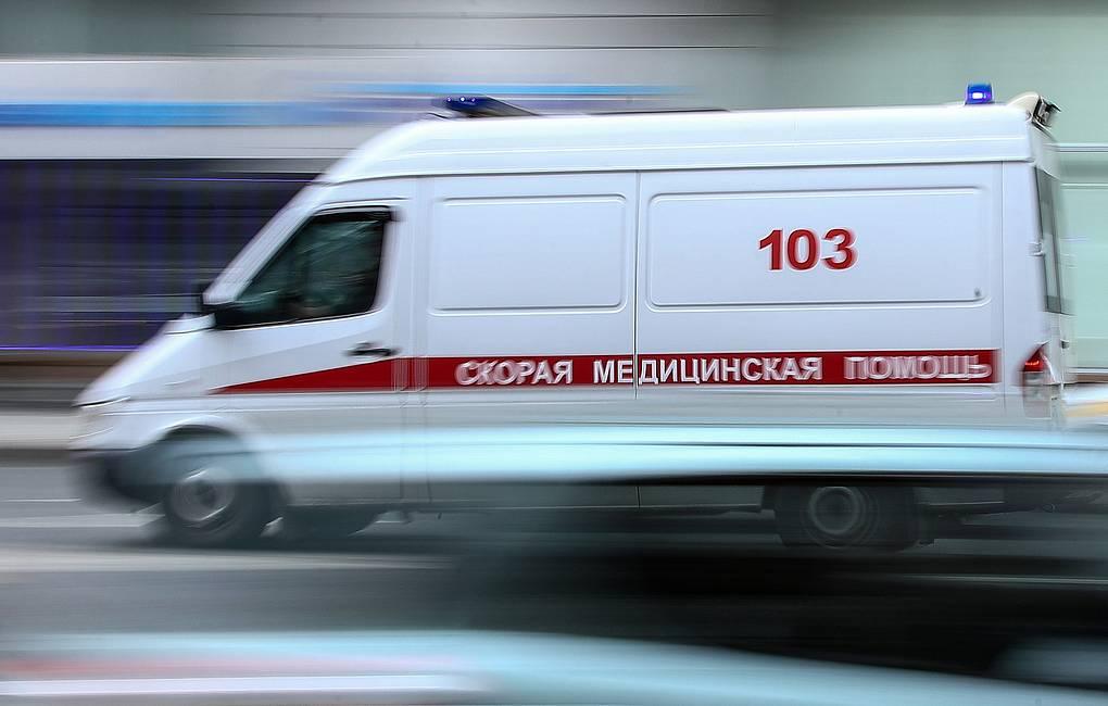 На крымской трассе в результате аварии погиб мотоциклист