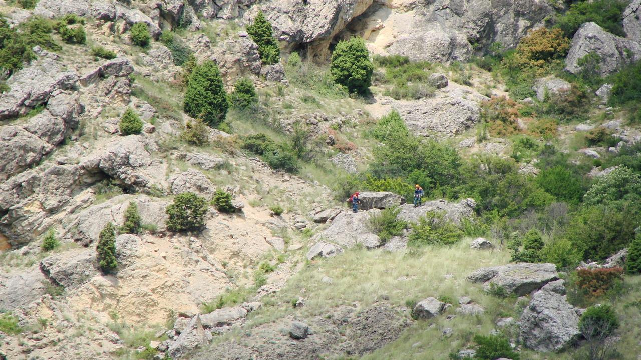 Спасатели пять часов искали в Крыму заблудившихся женщин