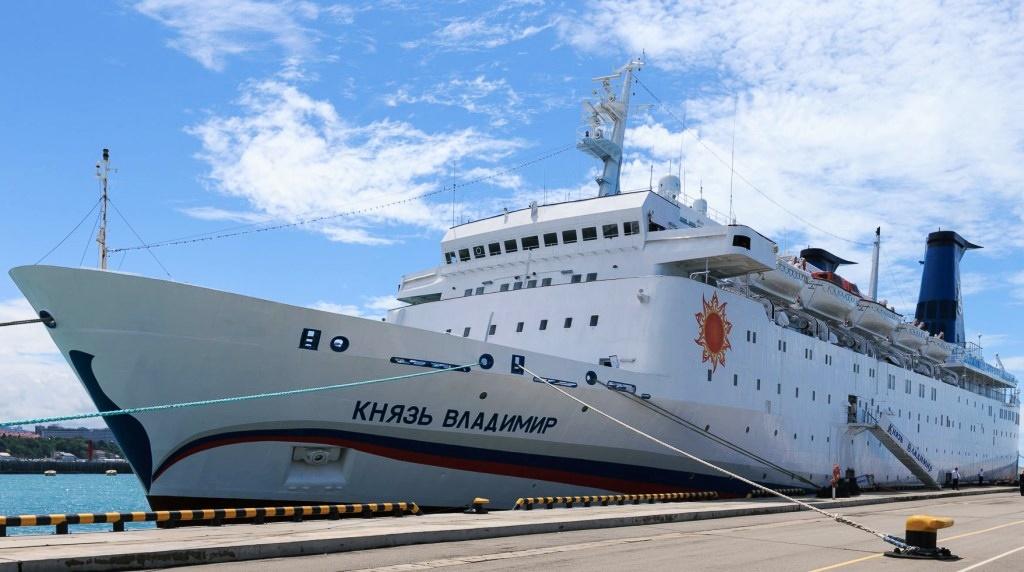 Круизы на лайнере «Князь Владимир» могут не состояться