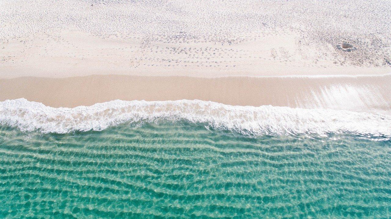 Температура морской воды в Крыму превышает норму