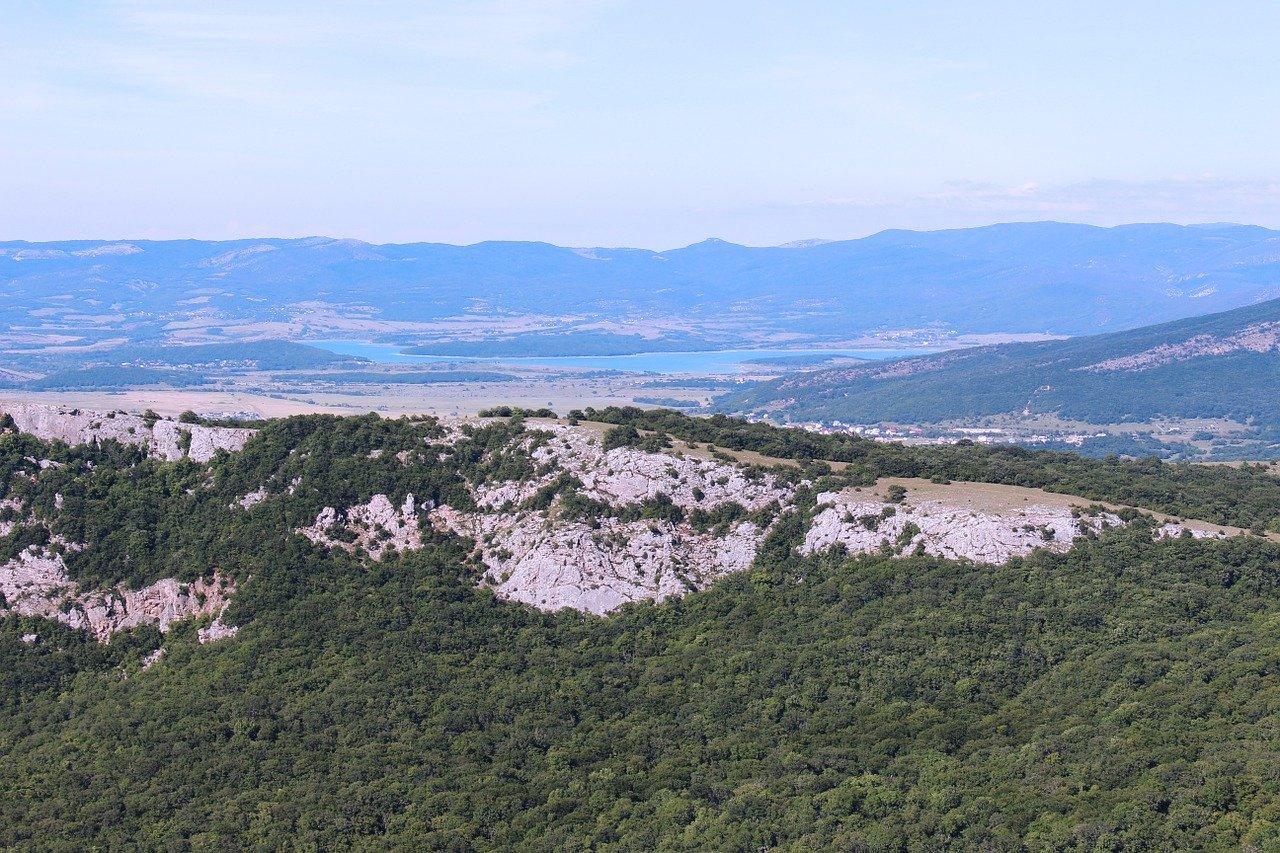 Чернореченское водохранилище потеряло около 7% воды