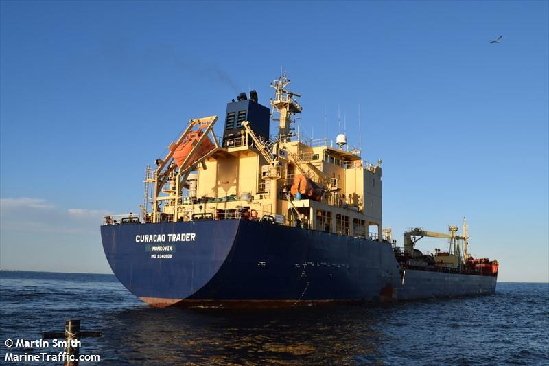 На борту захваченного танкера «Curacao Trader» пять севастопольцев