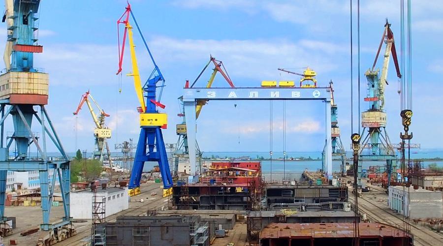 Закладка кораблей с участием Путина в Крыму перенесена