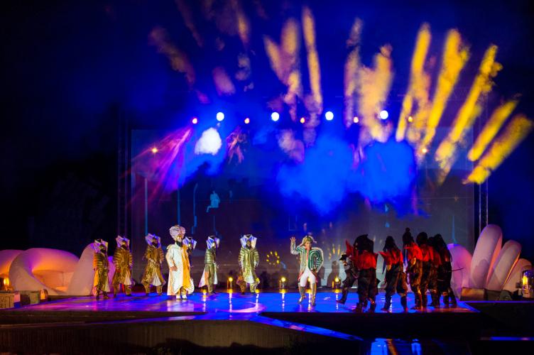 В Херсонесе пройдут три дополнительных показа спектакля «Грифон»
