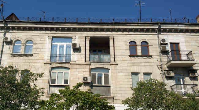 В историческом центре Севастополя капитально отремонтируют жилые дома