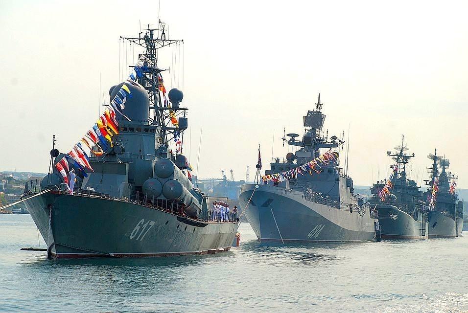 Стала известна программа празднования Дня ВМФ в Севастополе