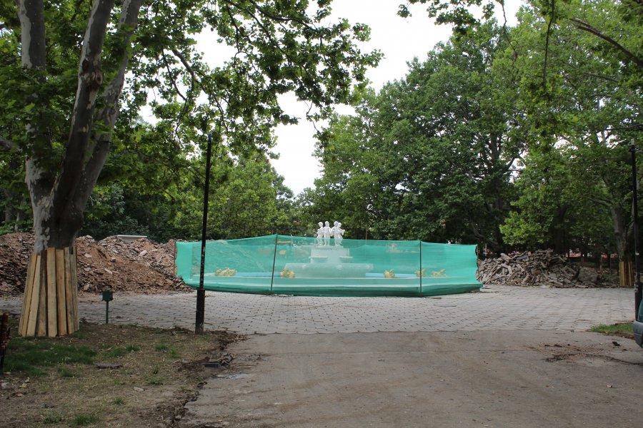 Стало известно, когда завершится благоустройство детского парка в Севастополе
