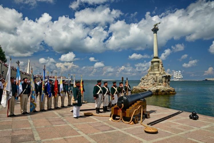 Что покажут моряки и артисты на День Военно-Морского Флота в Севастополе
