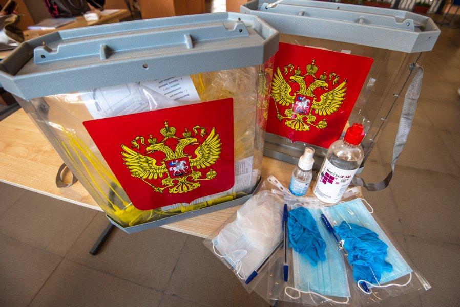 Стали известны результаты голосования по поправкам в Крыму