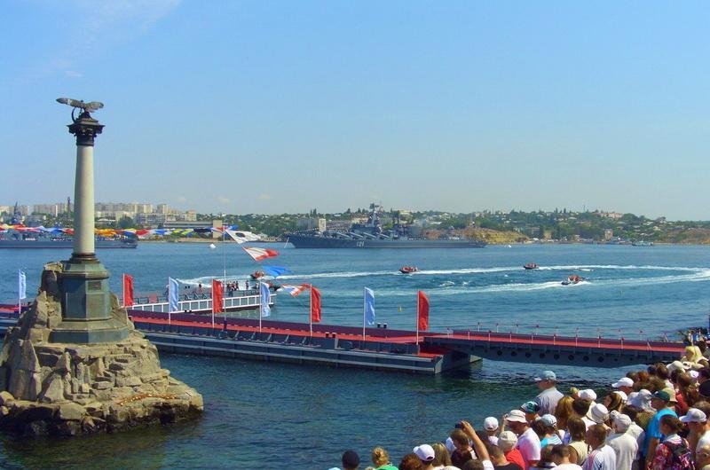 Что увидят зрители на День Военно-Морского Флота в Севастополе