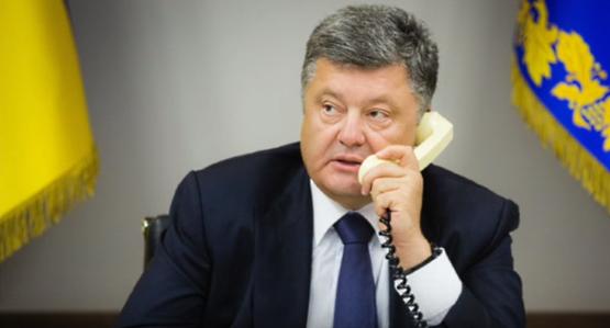 Порошенко подтвердил организацию украинскими военными диверсии в Крыму