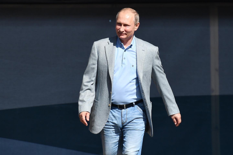 В Кремле прокомментировали объявление о продаже рубашки Путина на Аvitо