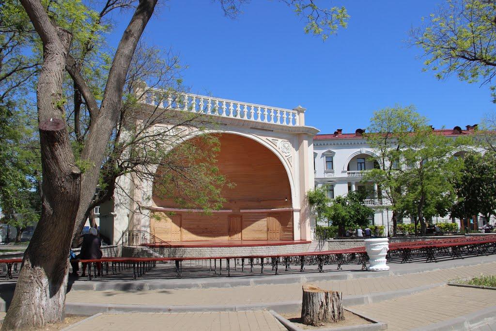 Стало известно, когда откроется обновленная севастопольская «Ракушка»