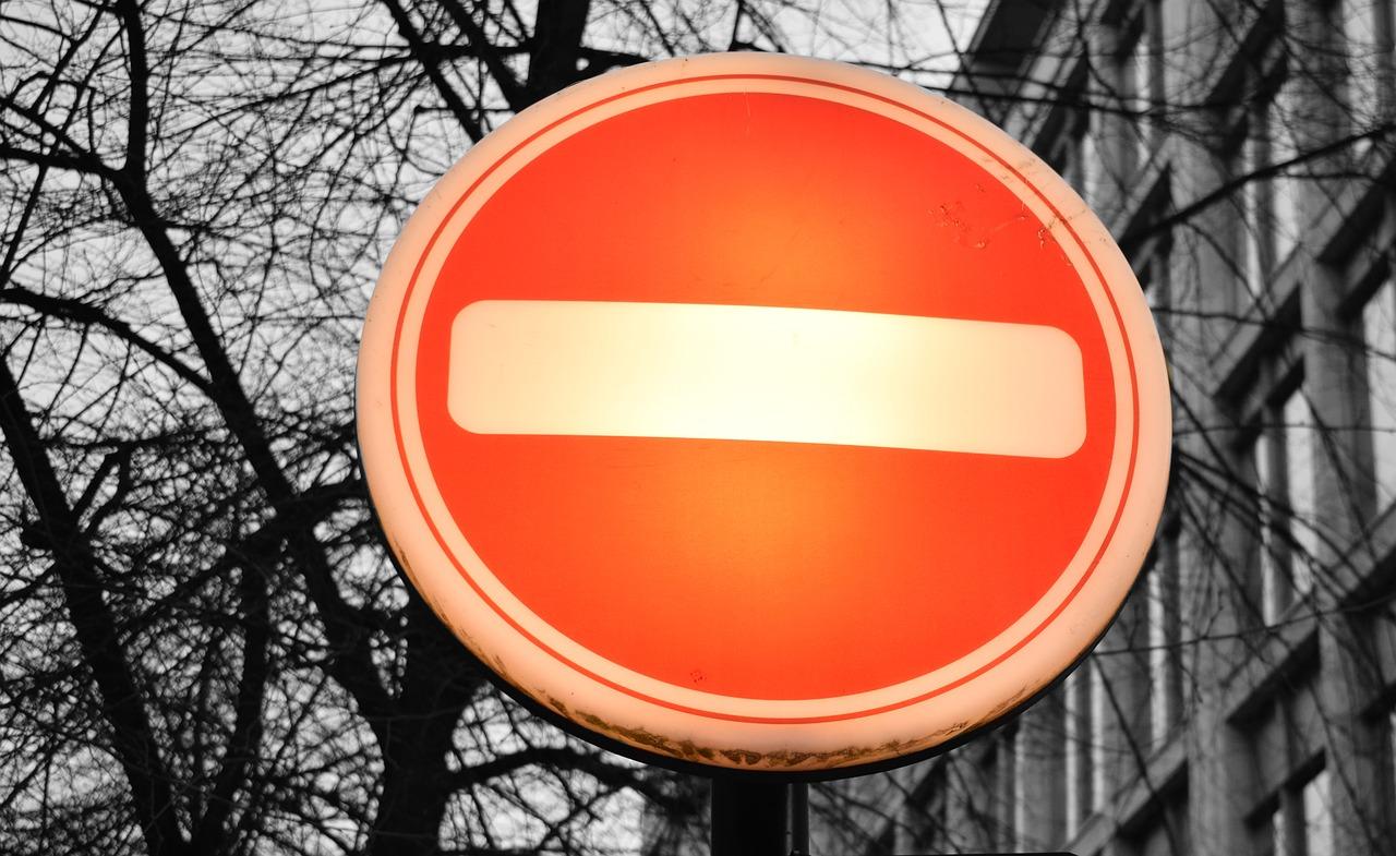 Напоминаем об ограничении движения транспорта в Севастополе