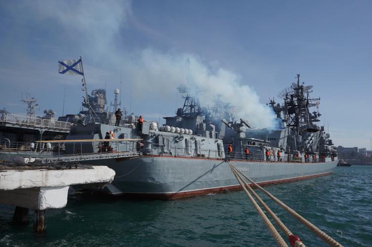 Какие ограничения движения будут действовать в Севастополе 26 июля
