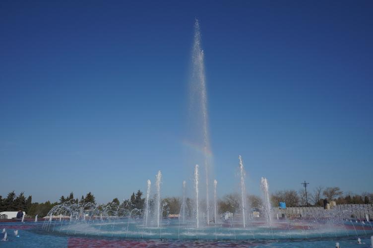 В Севастополе очистят фонтаны и заменят воду