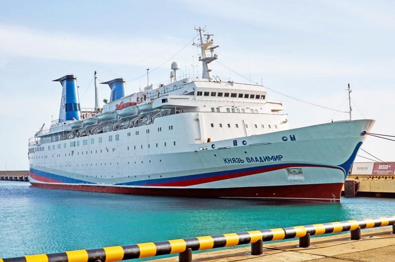 Лайнер «Князь Владимир» возобновит турпоездки в Крым