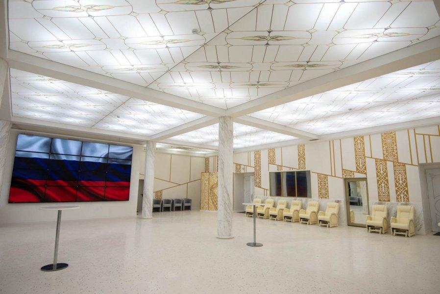 Как выглядит севастопольский кинотеатр «Россия» после реконструкции