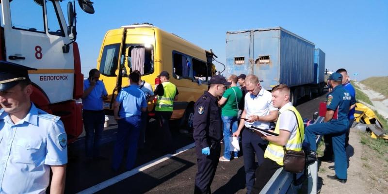 Задержан организатор пассажирской перевозки, где погибли сразу 9 человек