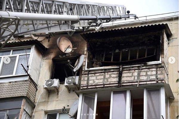 Погиб хозяин квартиры: подробности утреннего ЧП в Каче