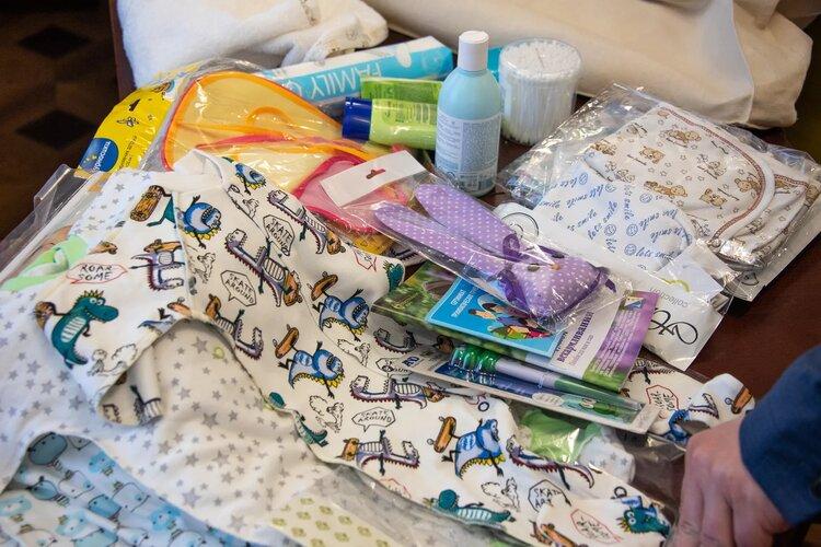 Севастопольским новорожденным будут выдавать подарки