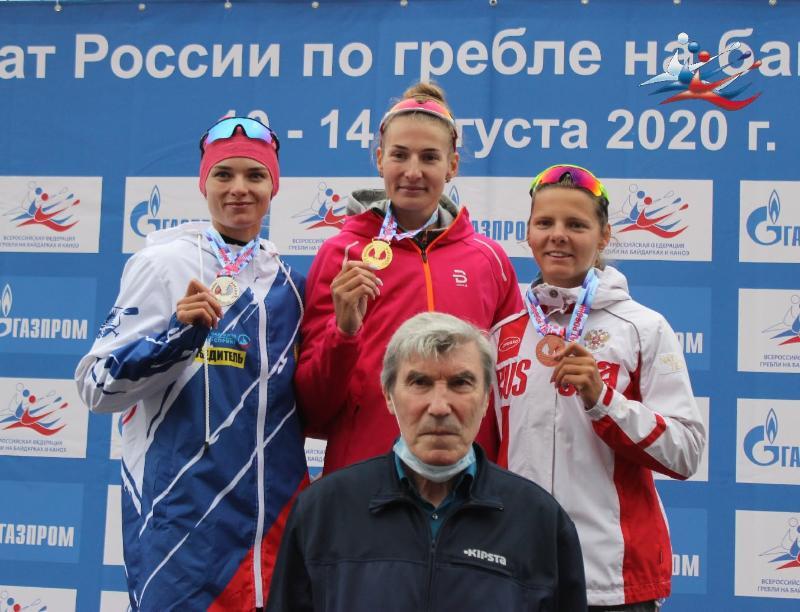 Россию на международных чемпионатах по гребле представит спортсменка из Севастополя