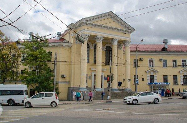 Первый корпус севастопольской горбольницы №1 отремонтируют