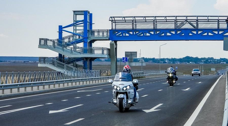 Насколько сократится время движения между городами Крыма с запуском трассы «Таврида»