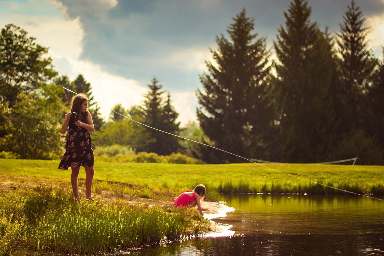 В озере под Севастополем поймали рыбу родом из Северной Америки