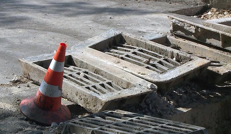 В Севастополе будут проектировать городскую ливневую канализацию